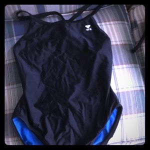 TYR reversible XL swimsuit